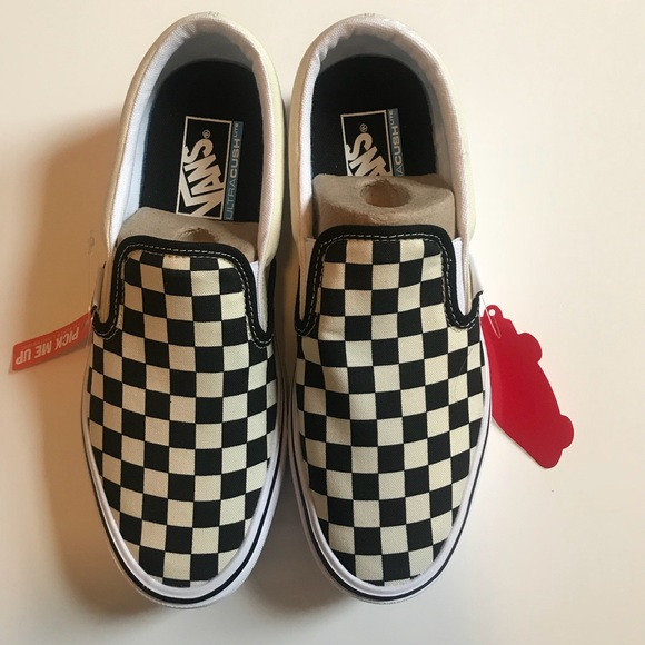 vans slip on ultracush